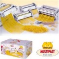Pasta Machine Set By Atlas Marcato Multipast  Made in Italy