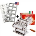 Imperia Pasta Machine with Ravioli Mold Bestseller Set