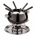 Paderno World Cuisine Stainless steel Meat Fondue Set