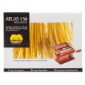 Deluxe Atlas Wellness Pasta Machine  RED
