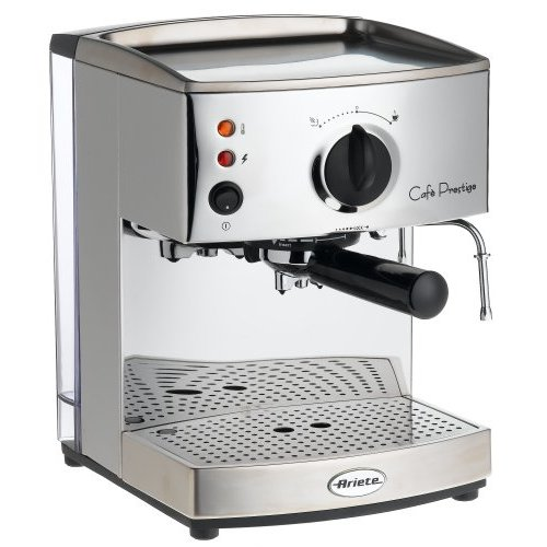 ariete cafe prestige coffee maker esresso maker. Black Bedroom Furniture Sets. Home Design Ideas