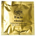 Caffe D'arte Firenze Northern Italian Blend Expresso  45mm Hard Espresso Pods Pack of 120