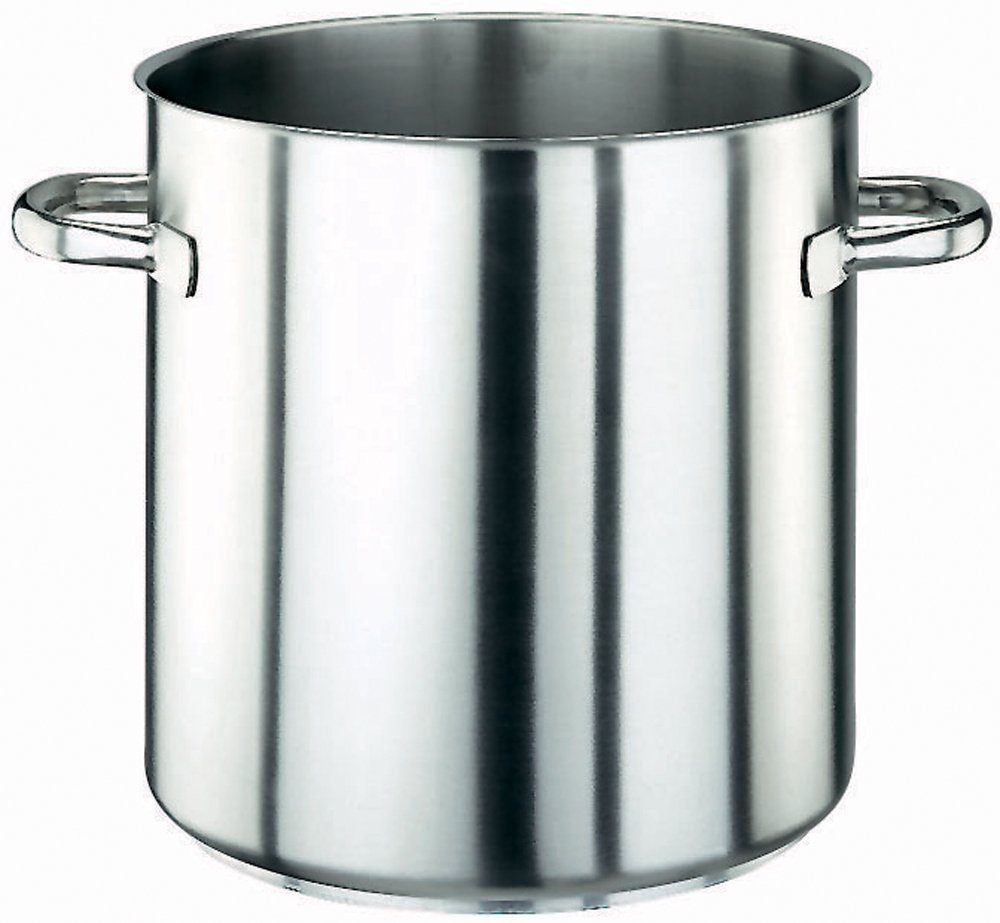 Large 158 1 2 Quart Stainless Steel Stock Pot By Paderno